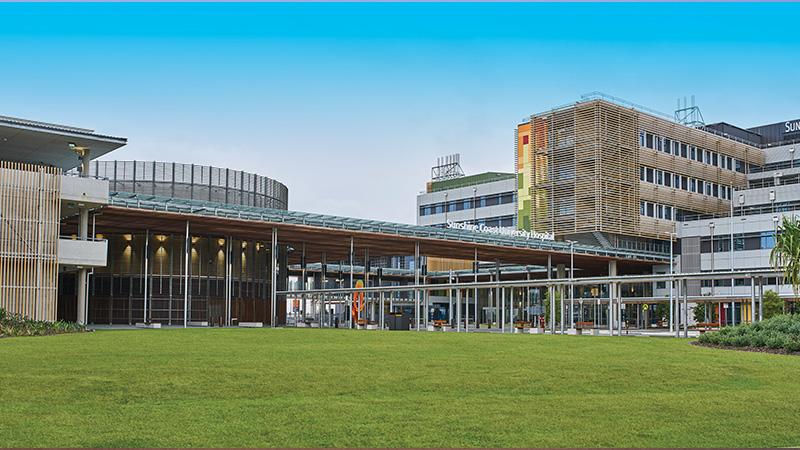 Sunshine Coast University Hospital - Invest Sunshine Coast