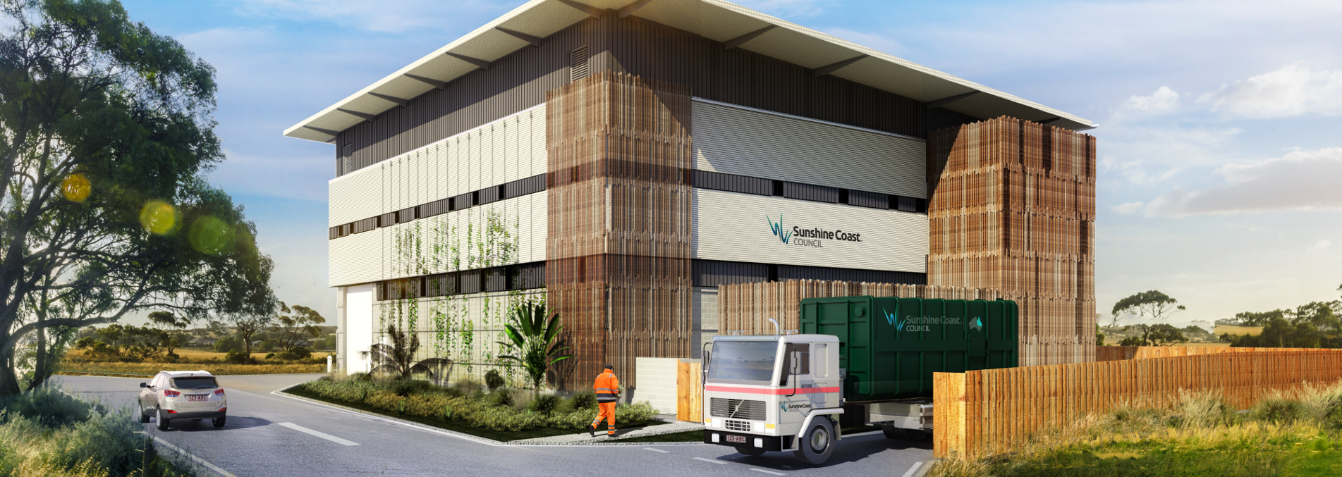 Australian first waste technology goes live