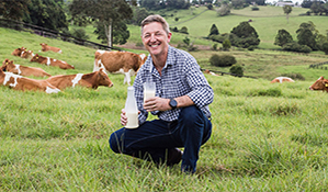 World-first milk technology developed on the Sunshine Coast